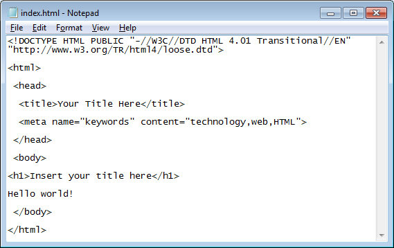 Html Part 3 Headers And Basic Text Formatting