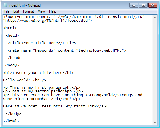 Anchor tag external link with example of html in nepali by np.