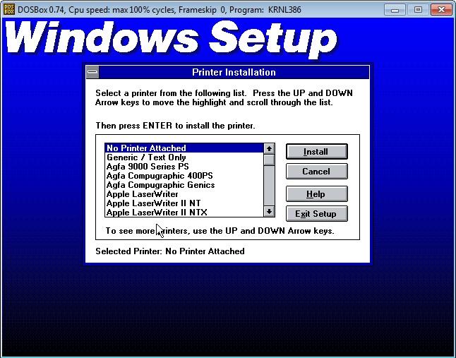 Install Windows 2000 In Dosbox Tutorial
