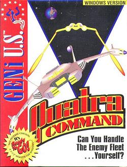 Review: Quatra Command (Windows - 16 Bit)